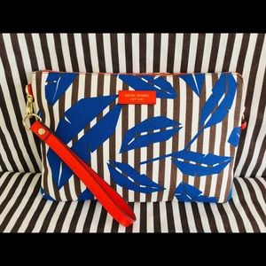 NEW Henri Bendel pouch & cosmetic bag